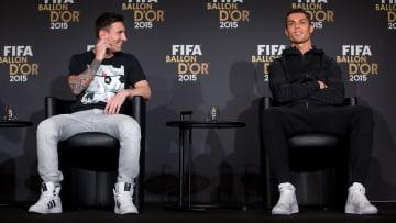 """Jovem argentino pediu para Lionel Messi perdoar sua mãe por nomeá-lo """"Cristiano"""": 'Não sabia o que estava fazendo'."""