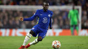 Kante is out with muscle tightness