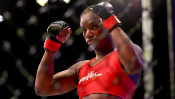 Abigail Montes vs Claressa Shields PFL 2021 lightweight bout odds, prediction, fight info, stats, stream and betting insights.