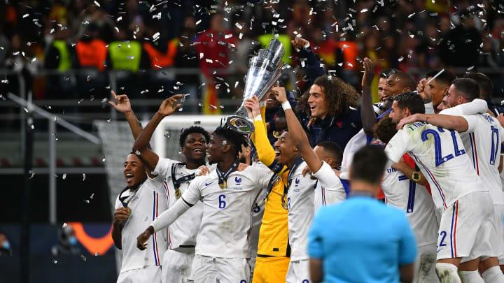 L'Équipe de France a remporté la Ligue des Nations