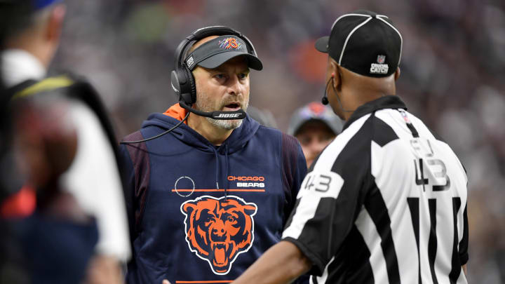 Chicago Bears wide receiver Allen Robinson took a subtle shot at head coach Matt Nagy with his most recent comments.