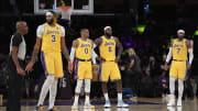 Lakers no tuvieron un buen inicio de temporada