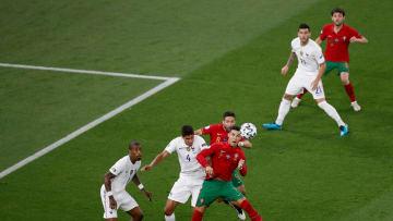 Portugal vs Francia, Eurocopa 2020