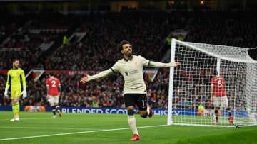 Salah acumula 15 gols e cinco assistências em 12 jogos do invicto Liverpool