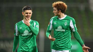 Milot Rashica (l.) und Josh Sargent (r.) kicken nun gemeinsam bei Norwich City in der Premier League