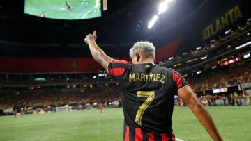 Josef Martinez remains incredibly popular among MLS fans