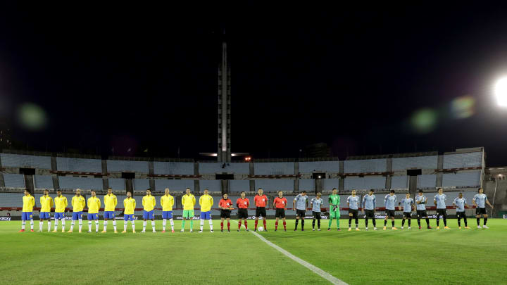 Brasileiros e uruguaios se reencontram nesta noite pelas Eliminatórias