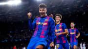 Defensor garantiu o triunfo do Barça sobre o Dínamo de Kiev