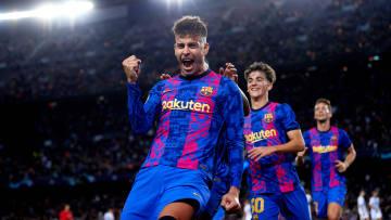FC Barcelona v Dinamo Kyiv: Group E - UEFA Champions League