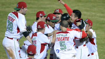 Los Naranjeros reached 4 wins in the LMP