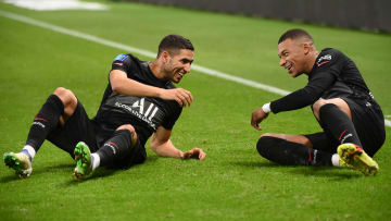 PSG escaped with a victory over Angers