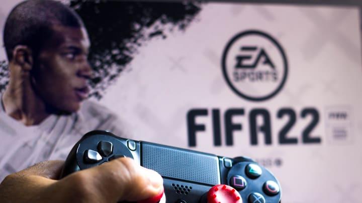 FIFA 22 foi lançado em outubro