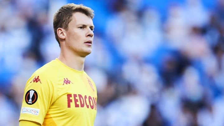 Zurzeit spielt Alexander Nübel für Monaco
