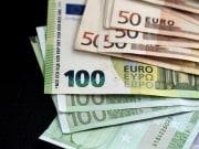 EURO banknotları