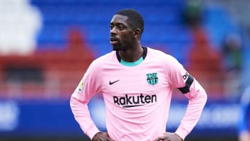 Dembele's future remains up in the air