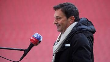 Christian Heidel bleibt dem FSV Mainz 05 treu