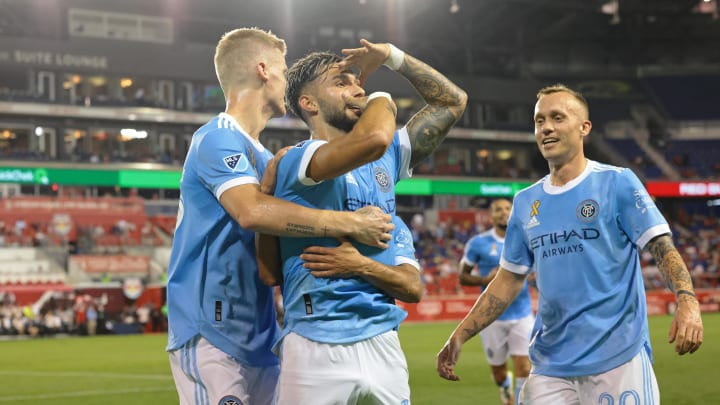 NYCFC are on a poor run