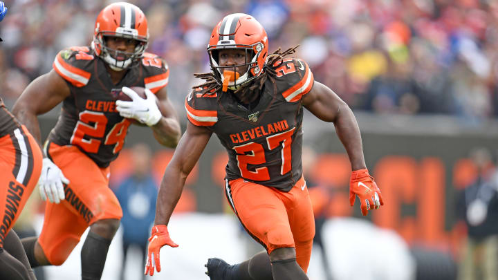 The Cleveland Browns have received some concerning Nick Chubb and Kareem Hunt injury updates ahead of Week 6.