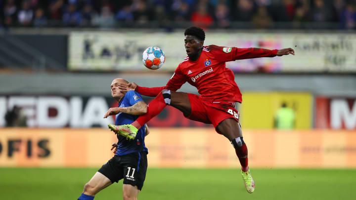 HSV-Talent Faride Alidou setzt zum großen Sprung an!