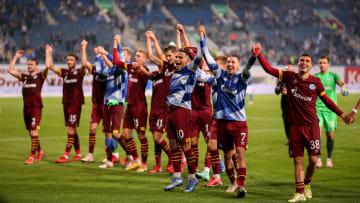 Auf Schalke hat sich wieder ein Team geformt