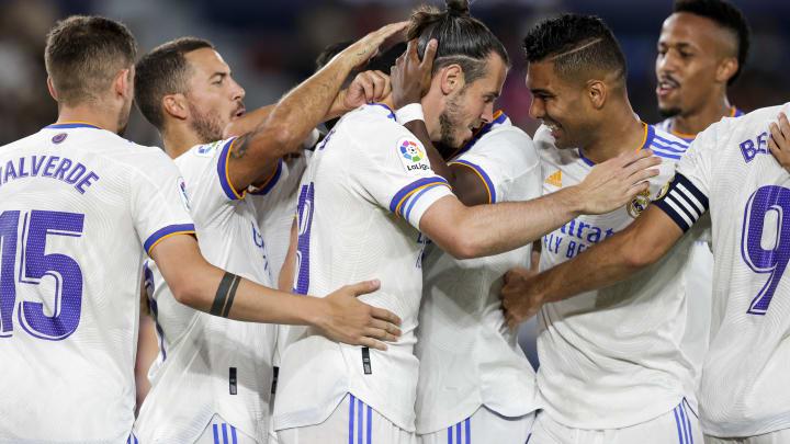Carlos Henrique Casemiro, Eden Hazard, Gareth Bale