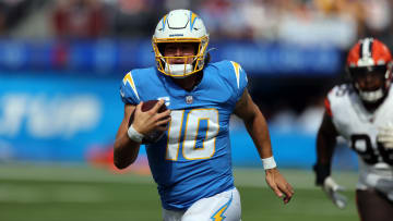 Cleveland Browns v LA Chargers
