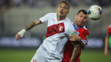 Peru v Chile - FIFA World Cup 2022 Qatar Qualifier