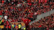 Aficionados Liverpool.