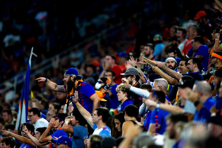 The fans have remained loyal despite on-field struggles