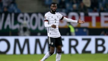Auch in der DFB-Auswahl mittlerweile gesetzt: Antonio Rüdiger