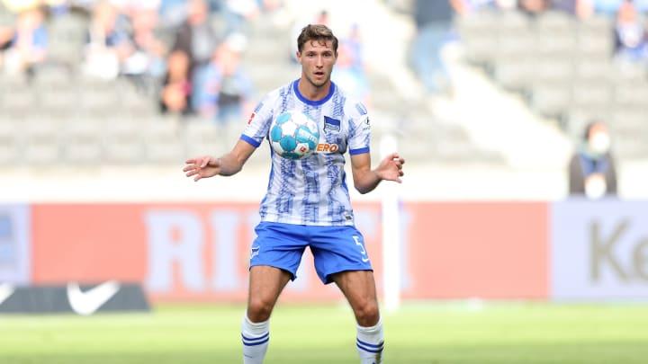 Niklas Stark könnte die Hertha nach sieben Jahren verlassen
