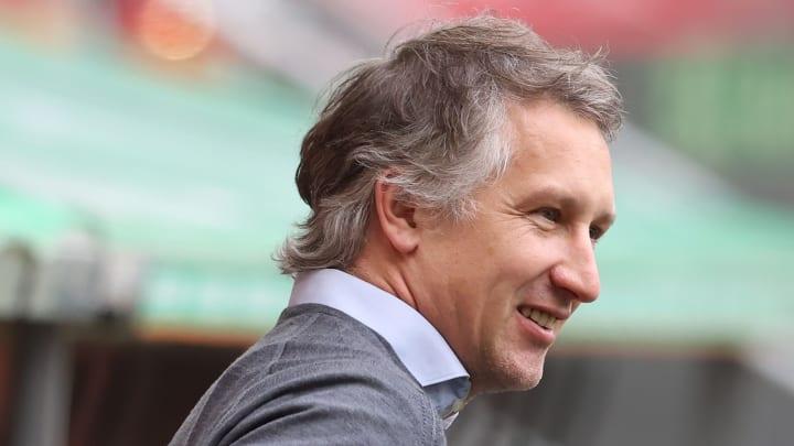Wie lange ist Frank Baumann noch Werder-Manager?
