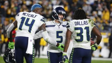 Jacksonville Jaguars vs Seattle Seahawks NFL opening odds, lines and predictions for Week 8 matchup.