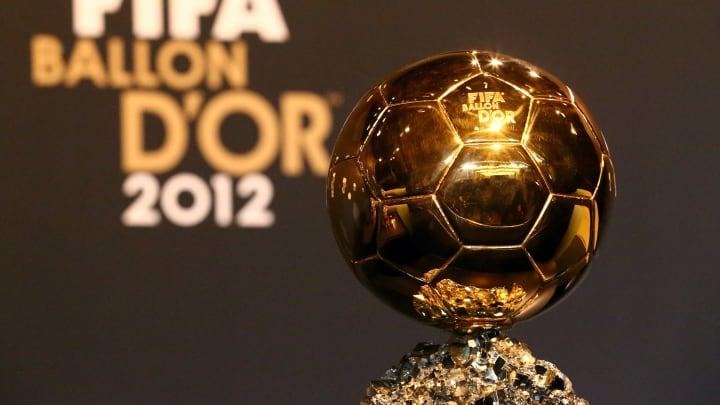 Futbol dünyasının en prestijli ödülü Ballon d'Or