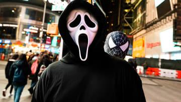 New York City Area Celebrates Halloween 2020