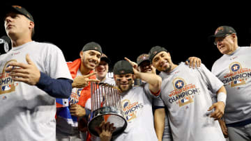 Houston Astros World Series history, record and last appearance.