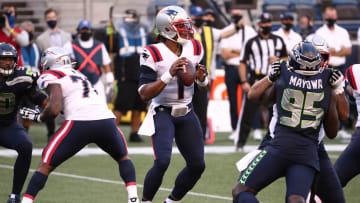 Cam Newton vs. the Seahawks