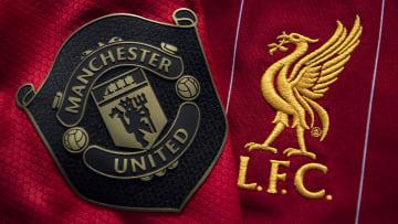 Manchester United ve Liverpool'un kulüp amblemleri