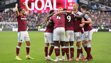 West Ham have bagged a fifth Premier League win of the season