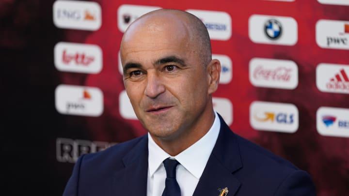 Roberto Martinez réagit avec fermeté à la rumeur l'envoyant au Barça.