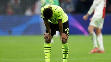 Borussia Dortmund sah gegen Ajax Amsterdam kein Land