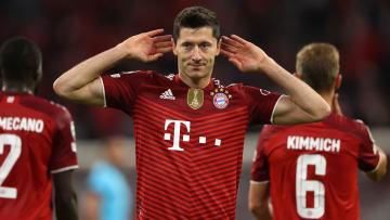 Man City is a 'possible destination' for Robert Lewandowski