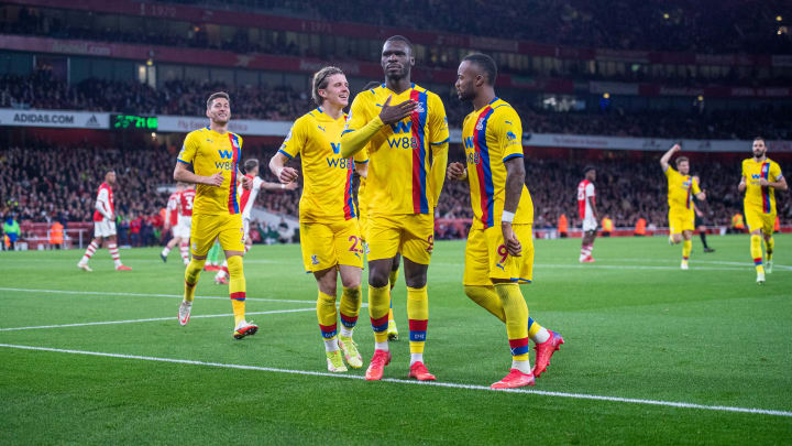 Arsenal 1-2 Crystal Palace: Player ratings as Eagles soar to comeback victory