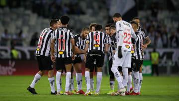 Galo fez grande jogo contra o Fortaleza, no Mineirão