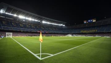 Le Camp Nou dans sa forme actuelle.