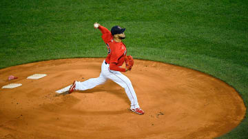 Eduardo Rodriguez is getting the start tonight for the Red Sox in a fadeable spot in terms of prop betting.