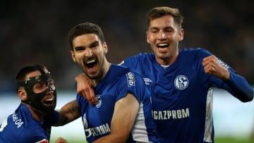 Schalke ist gut drauf