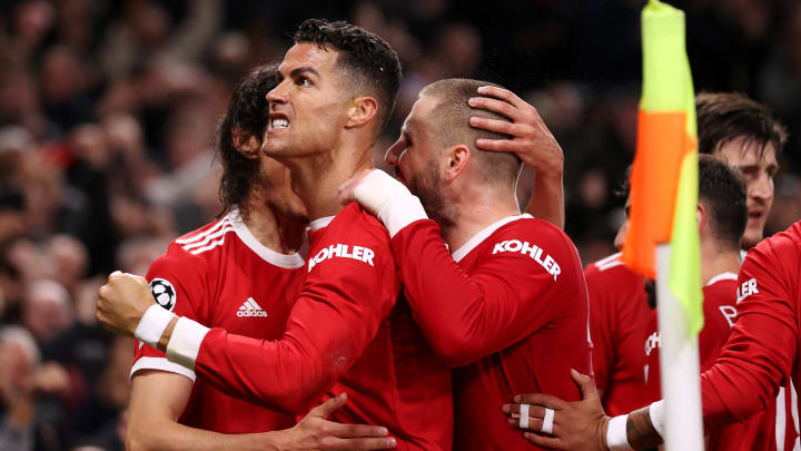 Cristiano Ronaldo inspired a Man Utd comeback