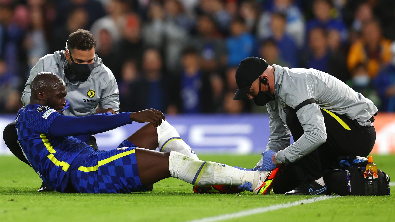 Thomas Tuchel doesn't regret starting Romelu Lukaku despite picking up ankle injury