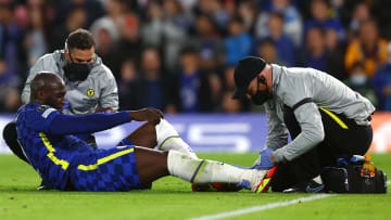 Lukaku and Werner picked up injuries on Wednesday